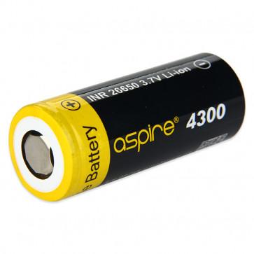 Aspire INR 26650 4300 мАч 40 A