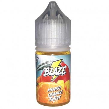 BLAZE SALT Mango Orange Twist