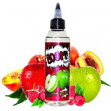 Boom Liquid Яблочный микс