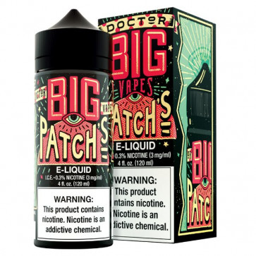 Doctor Big Patch by Big Bottle Co