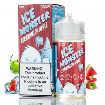 Ice Monster StrawMelon Apple 100 мл