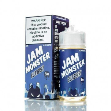 Jam Monster Blueberry 100 мл