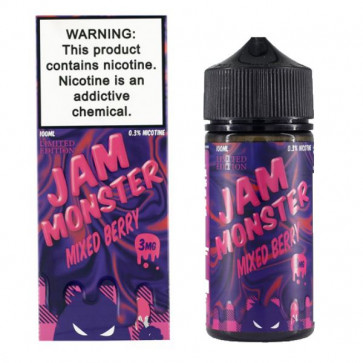 Jam Monster Mixed Berry 100 мл