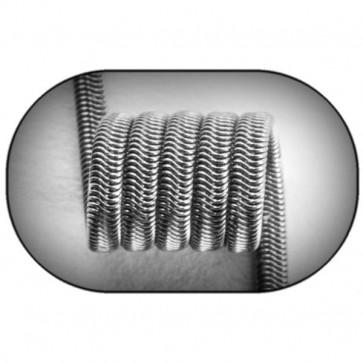 Jewelry Coil Alien Clapton Coil (NiCr) MTL