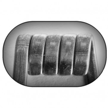 Jewelry Coil Framed Staple Coil (NiCr)