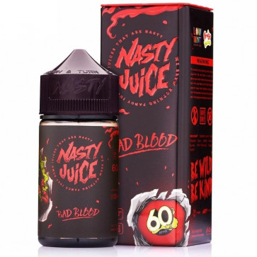 Nasty Juice Bad Blood