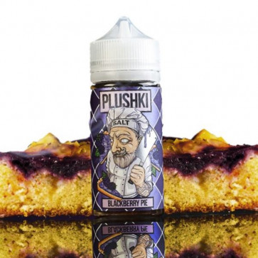 Plushki Salt Blackberry Pie