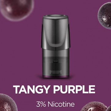 RELX Картридж Tangy Purple 3%