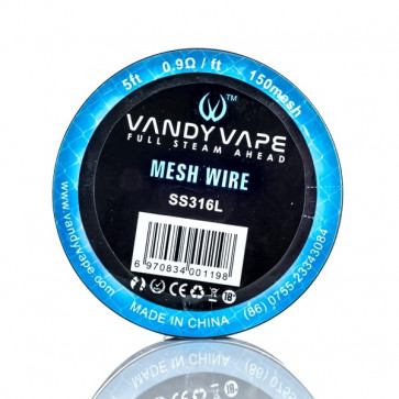 Vandy Vape Mesh SS316L / 150 mesh