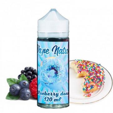Vape Nation Blueberry Donut