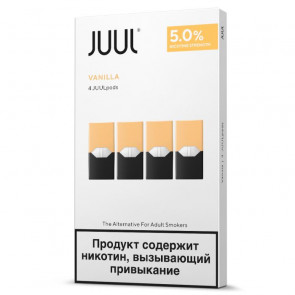 Картридж JUUL Ваниль 5,9%