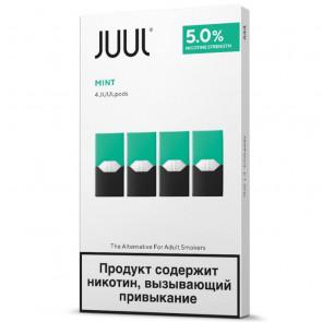 Картридж JUUL Мята 5,9%