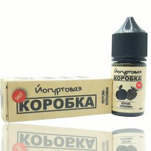 Йогуртовая Коробка SALT Персик-Клубника