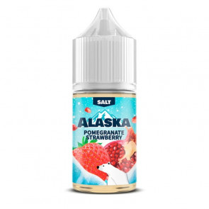 Alaska Pomegranate Strawberry
