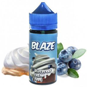 BLAZE Blueberry Cream Tube