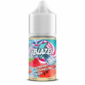 BLAZE ON ICE SALT Raspberry Watermelon Candy