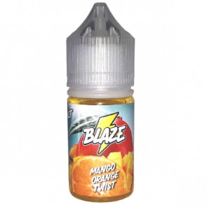 BLAZE SALT Mango Orange Twist