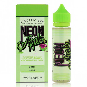 Electric Sky Co Neon Apple