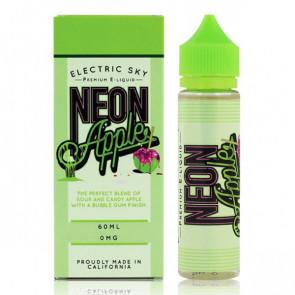 Electric Sky Co Neon Apple
