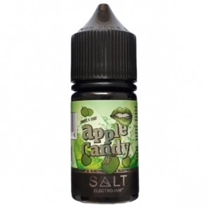 Electro Jam SALT Apple Candy