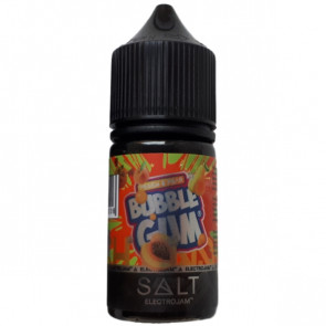 Electro Jam SALT Peach & Pear Bubblegum