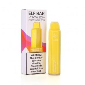 Elf Bar Crystal 2500 Disposable Pod Device