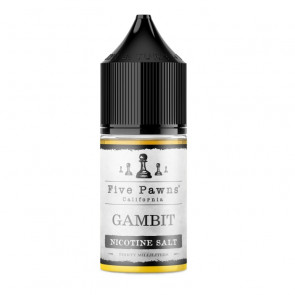 Five Pawns SALT Gambit