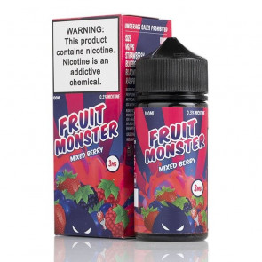 Fruit Monster Mixed Berry