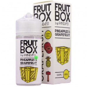 Fruitbox Pineapples and Grapefruit