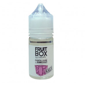 Fruitbox SALT Cantaloupe and Bubblegum
