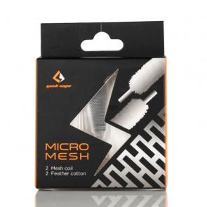 Geekvape Zeus X Mesh MicroMesh Sheet Coils