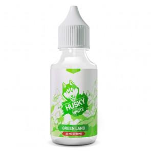 Husky White SALT Green Land