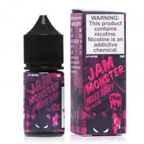 Jam Monster Salt Mixed Berry
