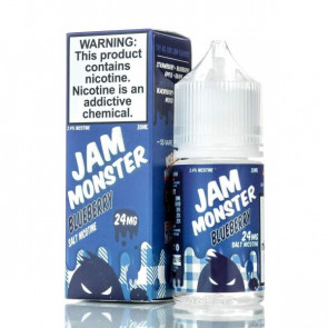 Jam Monster Salt Blueberry