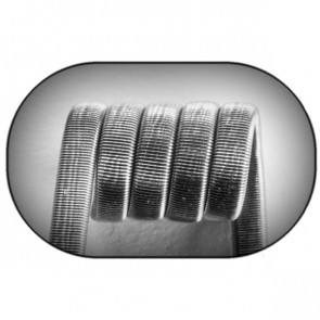 Jewelry Coil Triple Fused Clapton Coil (NiCr)