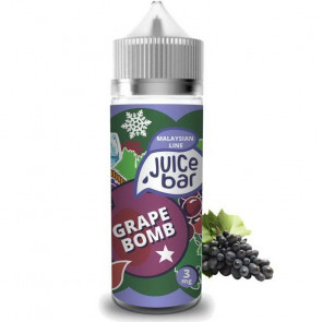 Juice Bar Grape Bomb 120 мл