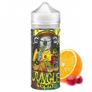 Jungle Town DR JAMA