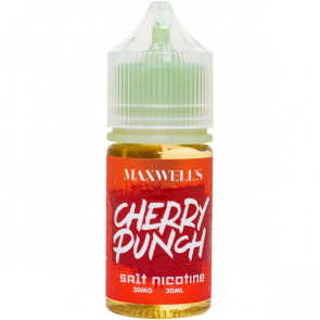 Maxwells SALT Cherry Punch