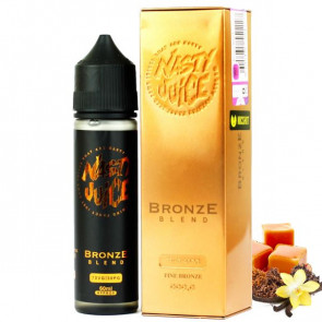 Nasty Juice BRONZE Caramel Tobacco