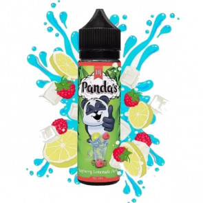 Panda's ICE Raspberry Lemonade