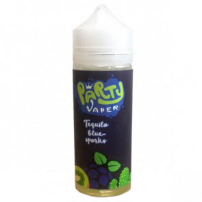 Party Vaper Tequila Blue Sparks 120 мл