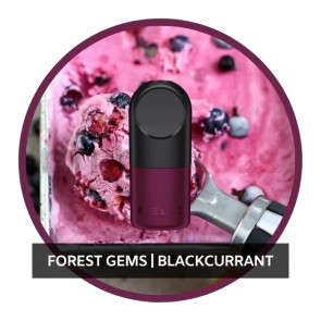 RELX Pro Картридж Forest Gems / Ягоды 5% (2 шт)