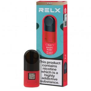 RELX Pro Картридж Raspy Ruby / Малина ICE 1,8%