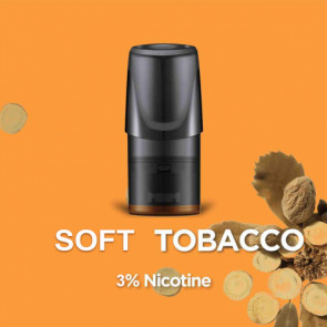 RELX Картридж Soft Tobacco 3%
