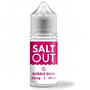 Salt Out Bubble Gum