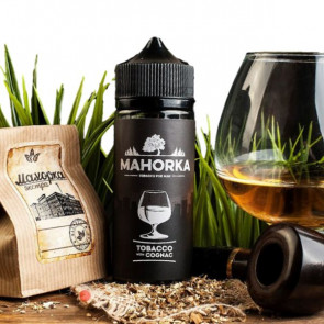 Mahorka Tobacco with Cognac