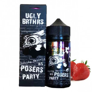 UGLY BRTHRS Smoking Barrels at Posers Party