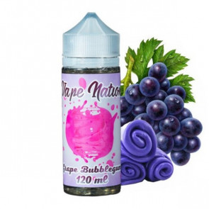 Vape Nation Grape Bubblegum