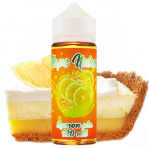 Vape Nation Lemon Pie