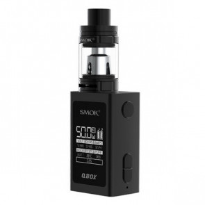 SMOK QBOX TC Kit with TFV8 Baby